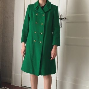Vintage Winter Coat size Small